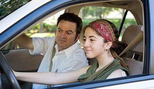 Vožnja s spremljevalcem cena
